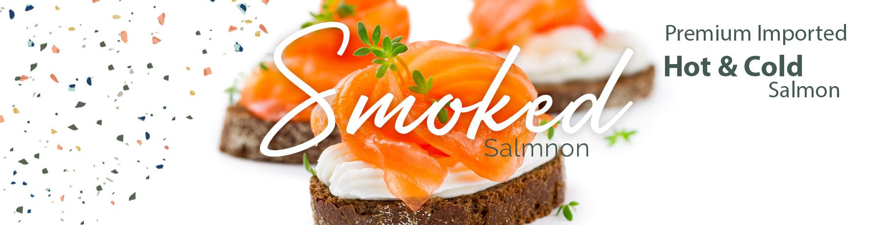 Premium Norwegian Salmon